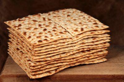 ungesäuertes Brot