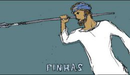 "#37 Pinchas – ""Pinchas"""