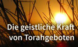 Die geistliche Kraft von Torahgeboten – Teil 2: Mesusa