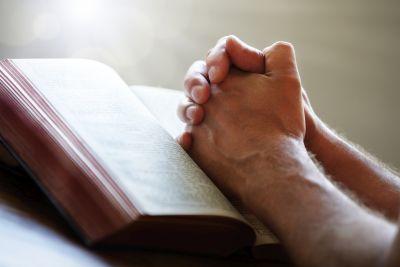 Gebet Buße