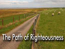 images path of righteousness