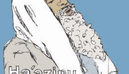 "#52 Ha'asinu - ""Höret!"""