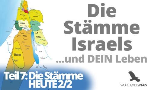 Die Stämme Israels – Teil 7 – Die Stämme heute 2/2