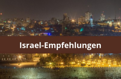 Jetzt Israel entdecken!