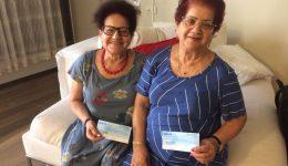 ABOS: Patenschaft für zwei Schwestern