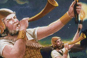 Gideon, ein tapferer Held (Teil 2) – Die erste Mission