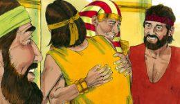 """#11 Wajigasch – """"Und er trat heran"""""""