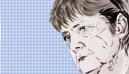 Merkel's Einfluss auf Israels Hauptstadt