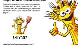 Reise zu Pessach von Ani Yosef