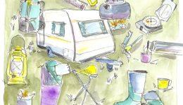 Das Wohnwagen-Geschenk: Survival-Vorbereitung geistlich und praktisch