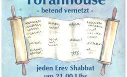 Torahhouse mit Webseite, groß