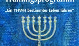 Geistliches Trainingsprogramm