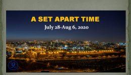 28.7. – 6.8.2010 9th of Av-Reise nach Israel
