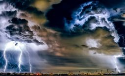 politischer Orkan