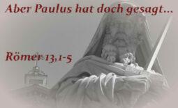 Paulus-römer-13-1-5
