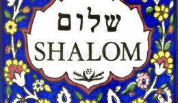 Schalom - Teil 2 - Schalom spenden